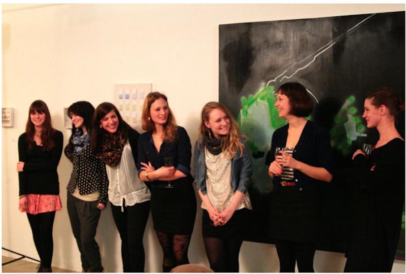 Die Künstlerinnen; Foto: www.curt.de;http://www.curt.de/nbg/component/option,com_joomgallery/func,detail/id,92633/Itemid,112/#joomimg