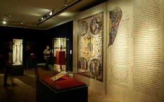 Die GUMBERTUSBIBEL im Germanischen Nationalmuseum Nürnberg