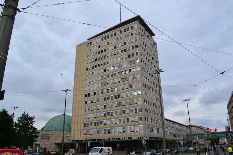 Das PLÄRRER-HOCHHAUS – Symbol des Wirtschaftswunders in Nürnberg