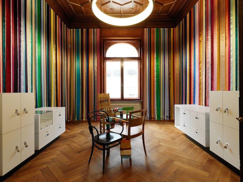 Raum mit Möbeln