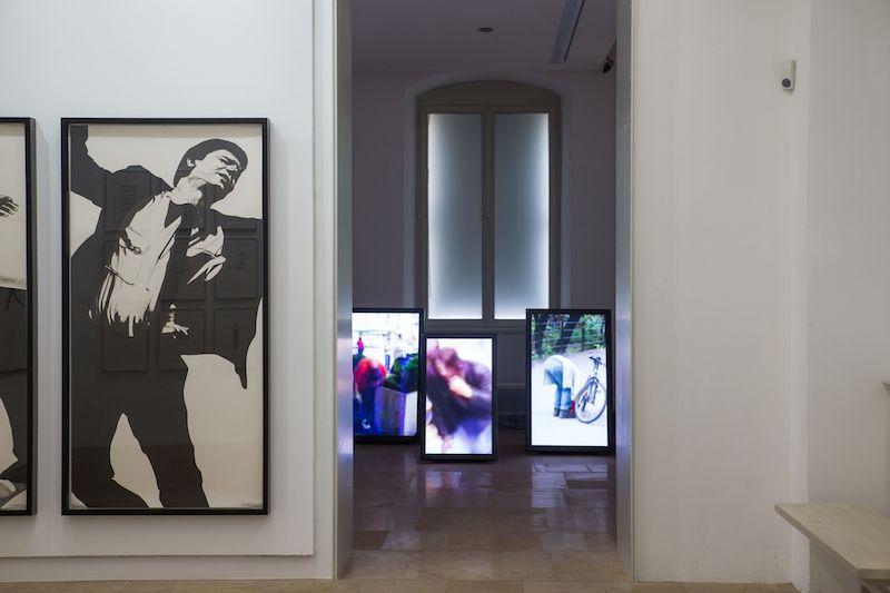 Ausstellungsansicht Erdgeschoss Foto: Erich Malter 27.04.2014, Größe: 1682 KB, Format: JPG