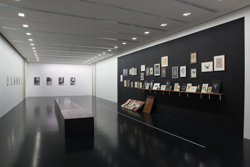 Ausstellungsansicht Untergeschoss Foto: Erich Malter 03.07.2014, Größe: 1865 KB, Format: JPG