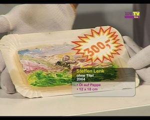 Christian Jankowski, Kunstmarkt TV, 2008 Video, Farbe, Ton, 45.15 min. 24.04.2014, Größe: 1139 KB, Format: JPG