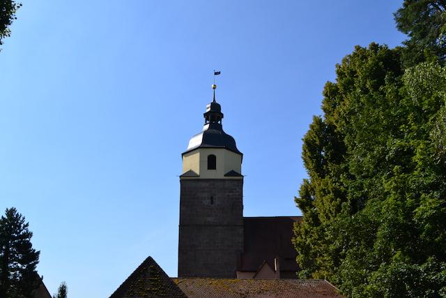 St. Lorenz in Großgründlach, Nürnberg © Alexander Racz 2014