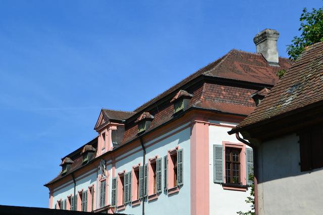 Hallersches Schloss in Großgründlach, Nürnberg © Alexander Racz 2014