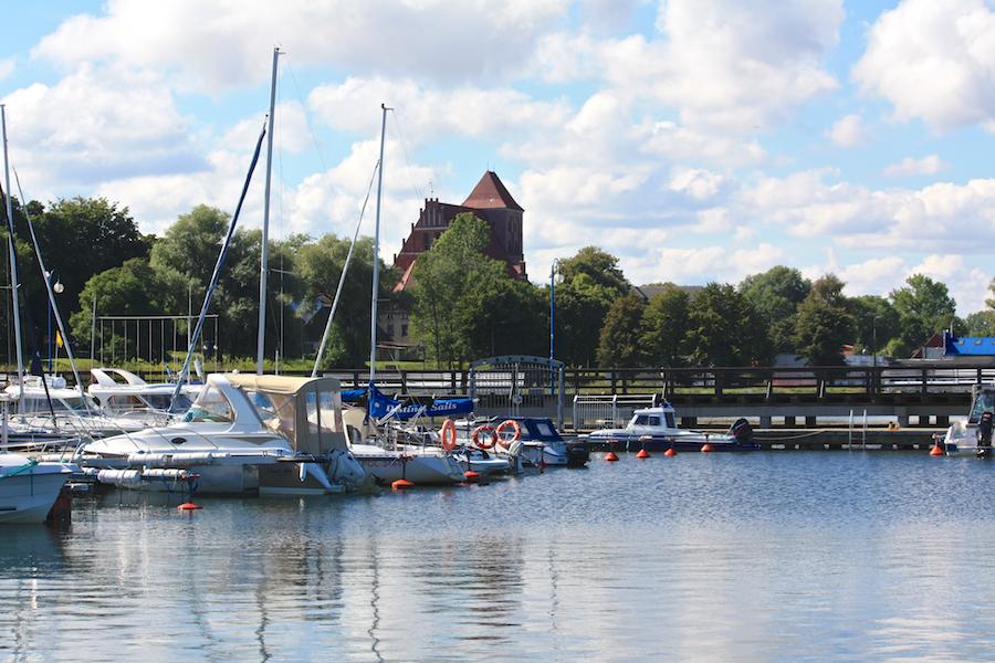 Hafen von Puck in Polen, Foto: Edgar Birzer