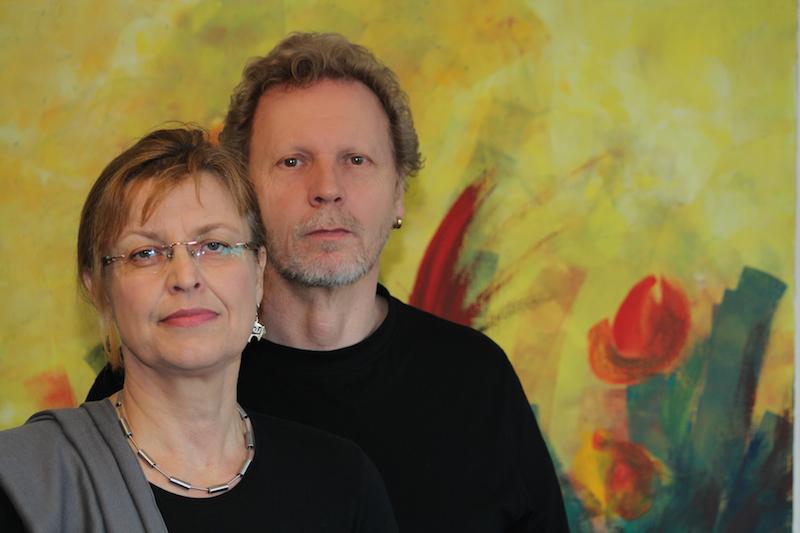 Christa John und Dr. Edgar Birzer