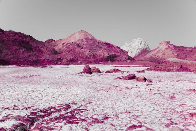 Claudia Willmitzer: Insel Hormus, Iran