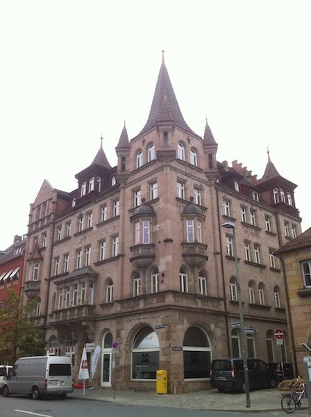 Lorenzer Straße 31, Nürnberger Stil © Alexander Racz, 2014