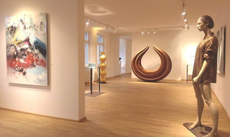 Galerieräume © LS LandskronSchneizik