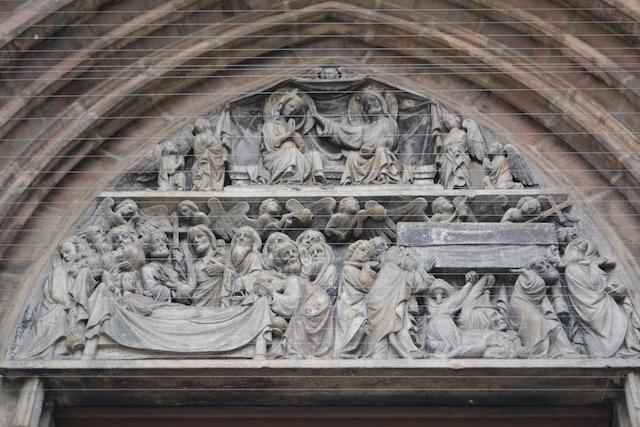 Marienportal von St. Sebald