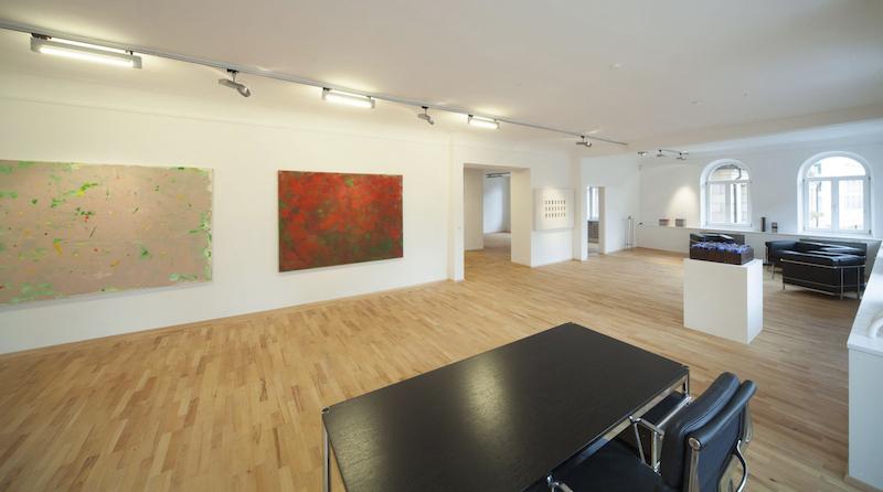 Raumansicht der Galerie VON und VON ©  Galerie VON und VON