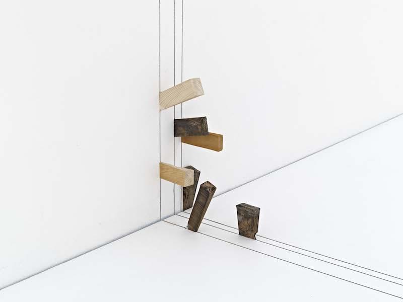 Installation Tatiana Trouvé