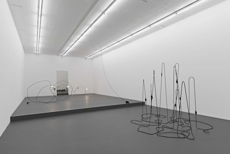Installation Kabel Tatiana Trouvé