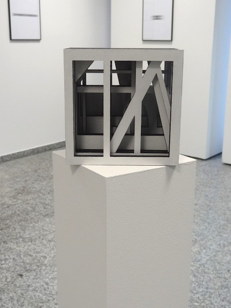 Sarah Erath: Blick in die Ausstellung © Sarah Erath