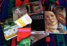 10 Bücher Kunstepochen