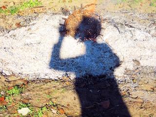 Feuerportrait, © Edina Thern