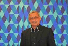 Der Künstler Gerhard Hotter macht Konkrete Kunst und kommt aus Nürnberg