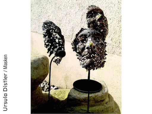 Ursula Distler: Masken