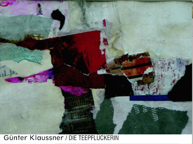 Günter Klaussner: die Teepflückerin