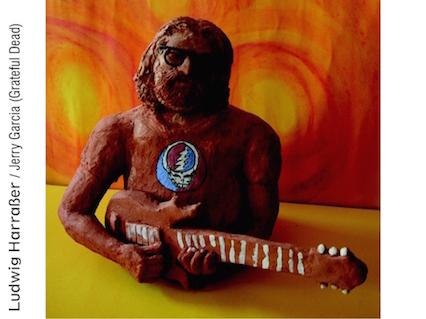 Ludwig Harrasser: Jerry Garcia