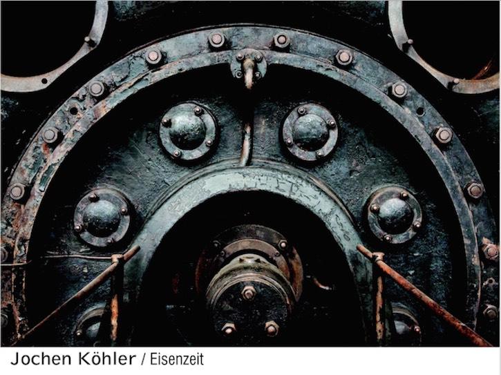 Jochen Köhler: Eisenzeit