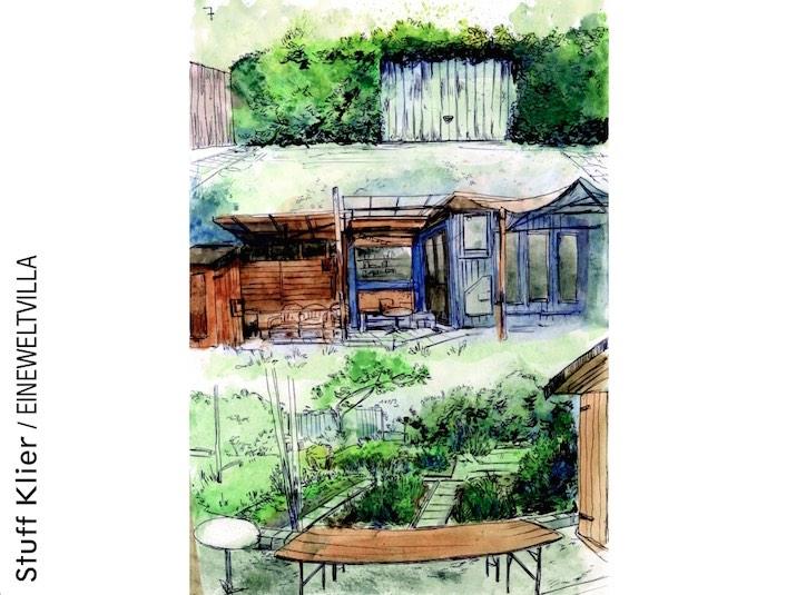 Stuff Klier: Eineweltvilla