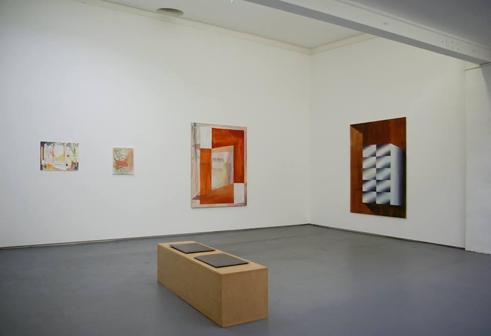 Ansicht der Galerie in der Galgenhofstraße 33 in Nürnberg © Galerie Sturm