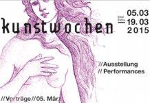 vom 5. bis 19. März 2015 finden die Kunstwochen im Edel Extra e.V. in Nürnberg statt.