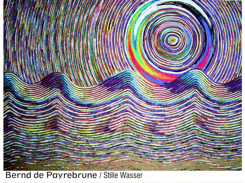 Bernd de Payrebrune: Stille Wasser