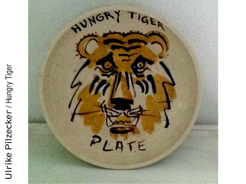 Ulricke Pilzecker: Hungry Tiger