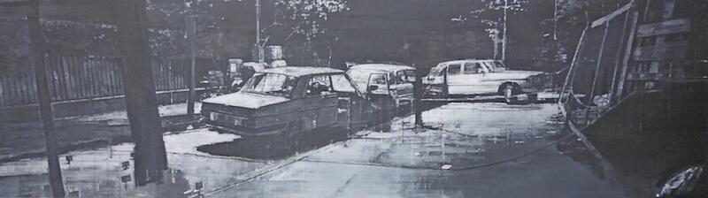 Heike Ruschmeyer: Schwarz auf Weiß - KölnSeptember 1977 2014
