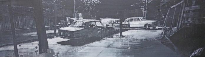 Heike Ruschmeyer: Schwarz auf Weiß - Köln, September 1977, 2014