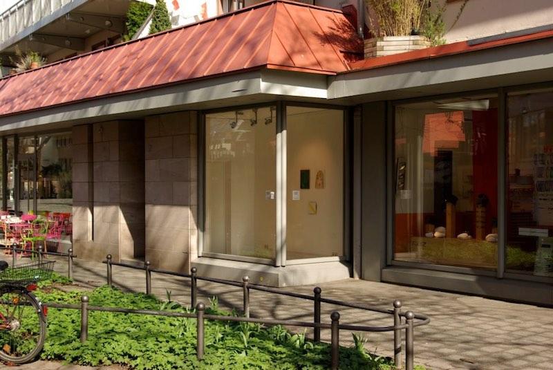Der Showroom der Galerie Sturm am Trödelmarkt in Nürnberg, © Galerie Sturm