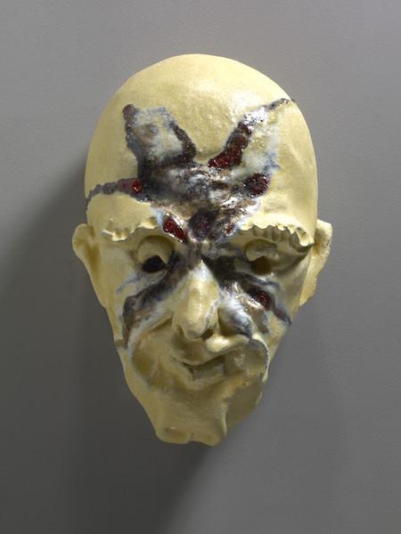 "Thomas Schütte, ""Basler Maske"", 2014 © Thomas Schütte, VG Bild-Kunst Bonn, 2014 · Foto: Nic Tenwiggenhorn (© VG Bild-Kunst Bonn, 2014)"