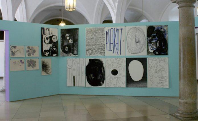 Daniel Bischof, Teilnehmer der Biennale der Zeichnung 3 im Kunstmuseum Erlangen