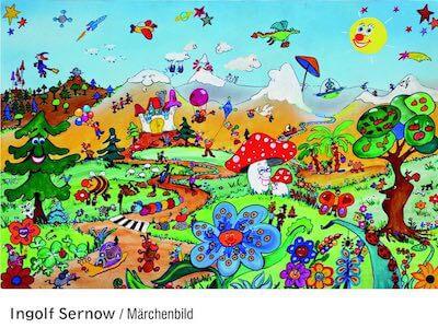 Ingolf Sernow: Märchenbild