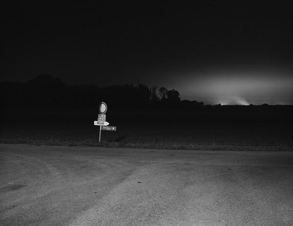 Marco Maurer o.T. , 2012-2014 56*70 bzw. 110x88 cm, Dibond / gebeizte Birkenholzrahmen © Marco Maurer
