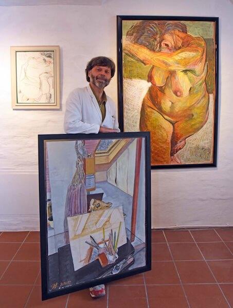 Biennale der Zeichnung 3 in Schwabach