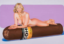 Mel Ramos: Hav-a-Havana, #10, 2015.1, Galerie Hafenrichter