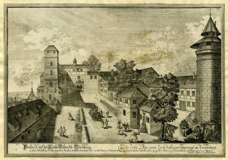Johann Adam Delsenbach: Himmerltor