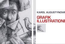 Karol Augustynowicz, Städtische Galerie Schwabach, Grafiken und Illustrationen