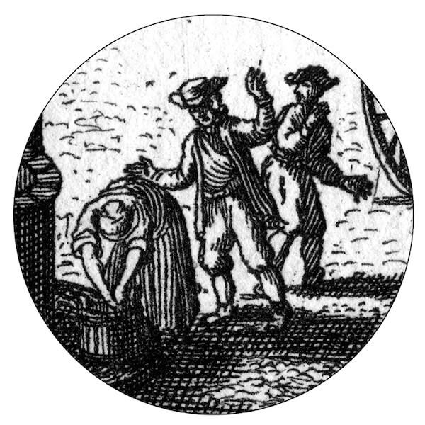 Johann Adam Delsenbach. Ein Chronist des barocken Nürnberg im Stadtmuseum Fembohaus, © Fembohaus, Dr. Birgit Rauschert, Kuratorin der Ausstellung