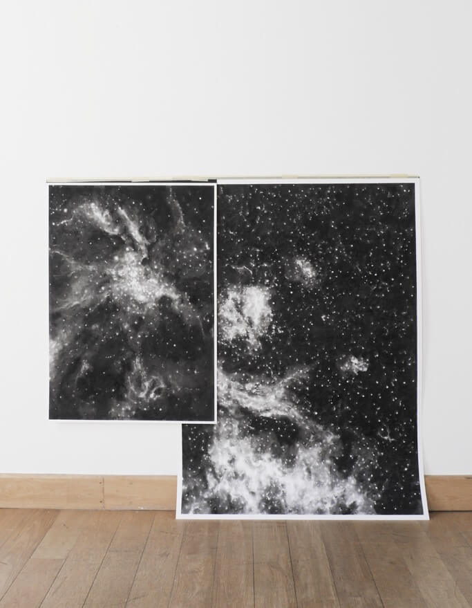 Sebastian Bartel: Constellations, centrum Berlin, Juni 2015