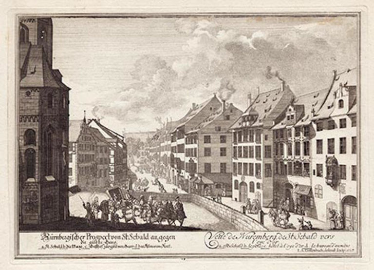 Johann Adam Delsenbach im Fembohaus