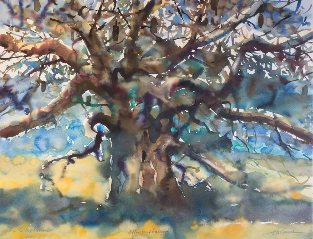 Hans Joachim-Stenzel: Affenbrotbaum, Watamu Februar, 96, © Galerie Paul