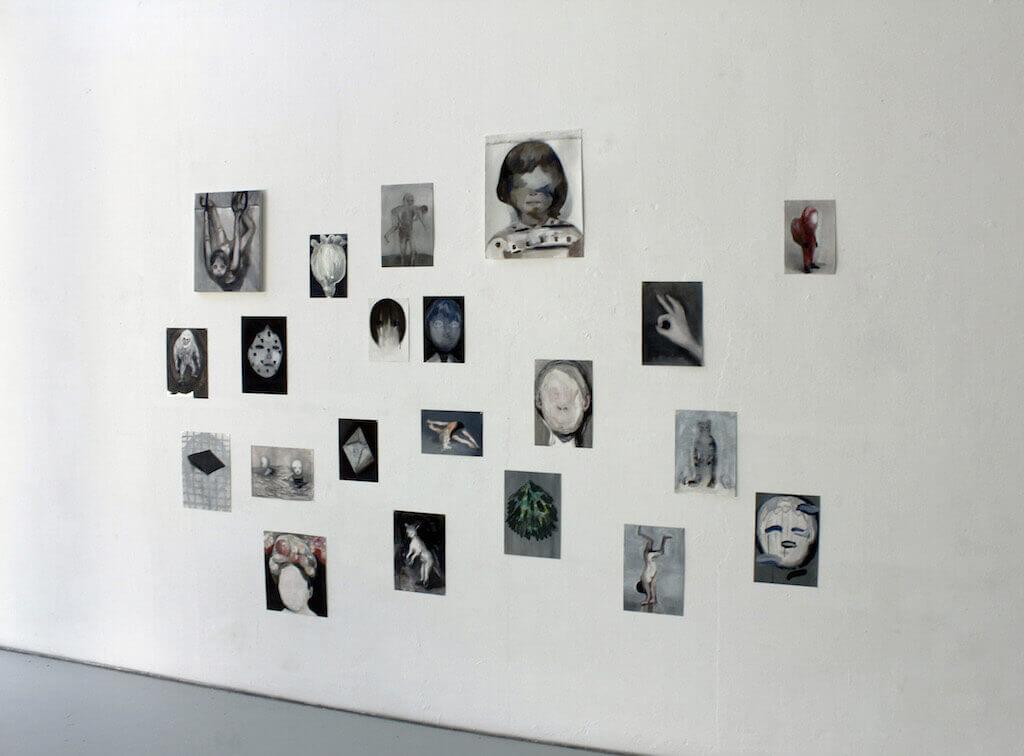 Jahresausstellung 2015 in der Ausstellungshalle, © Sejin Kim