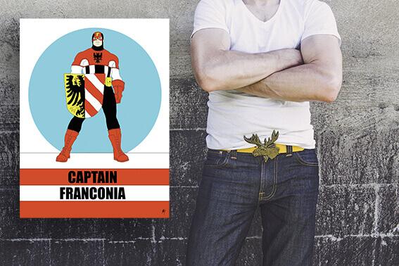 Captain Franconia, © Bogi Nagy