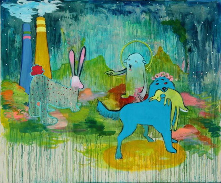 Eva Nüßlein – Kunstnürnberg Featured Artist #4