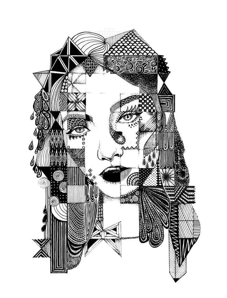 In a grid © Yunimond